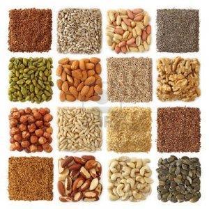 Chia sẻ kinh nghiệm bảo quản  hạt và củ làm giống
